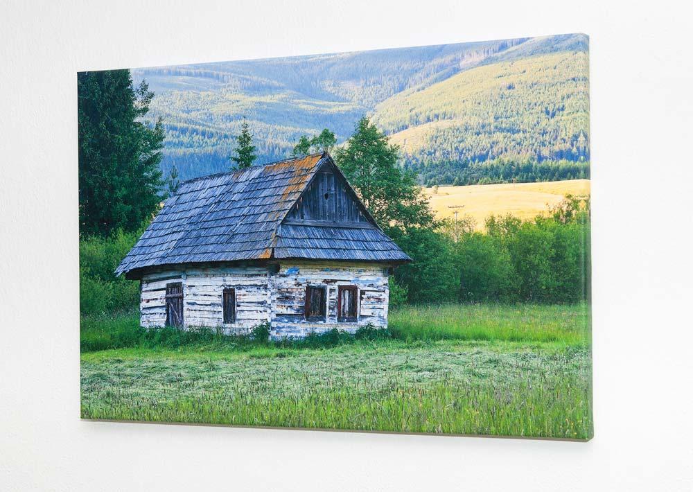 Foto na plátno - Legendárna Chamkova stodola