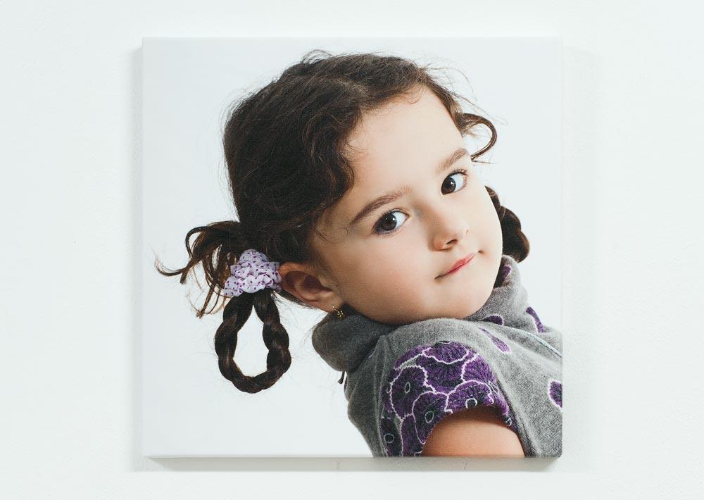 Foto na plátno - Portrét