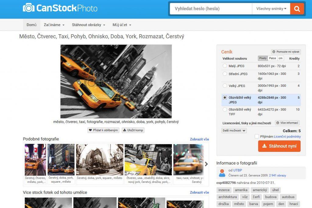 Can Stock Photo Fotobanka